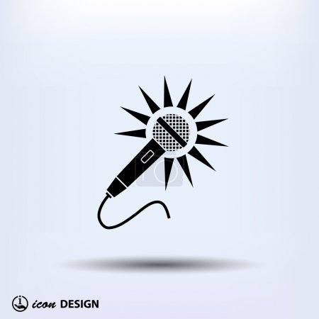 Studio Microphone icon