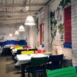 Restaurant interor - Greek tavern concept...