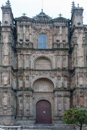 Photo pour Catedral de Asuncion de Nuestra Senora situé à Plasencia, Espagne. - image libre de droit
