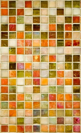 Photo for Colorful marble tiles - Royalty Free Image
