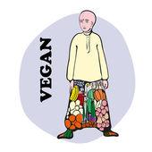 Vegetariánské védské Boy