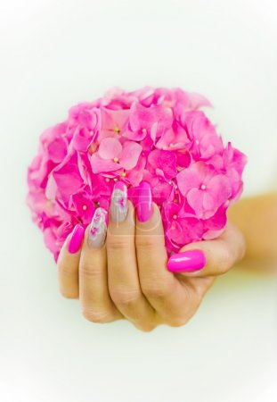 colored nails for spring