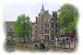 streets of Old Amsterdam