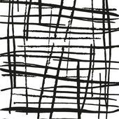 Abstract lines texture Grunge background for your design Messy black and white paint