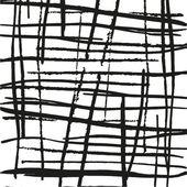 Absztrakt vonalak textúra. rendetlen fekete és fehér festék
