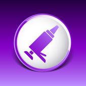 Sealer  icon vector button logo symbol concept
