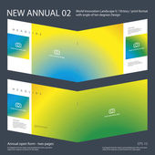 New Annual 02 Brochure Innovation design layout 2017