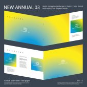 New Annual 03 Brochure Innovation design layout 2017