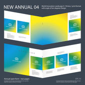New Annual 04 Brochure Innovation design layout 2017