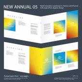 Brochure Annual 05 Innovation design layout