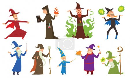 Magicians and wizards imagination, wich human perf...