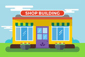 Shop buildings vector isolated Shop building silhouette shop vector building Supermarket shop shop building Some shop vector illustration Shop vector outdoor Shop building shop isolated