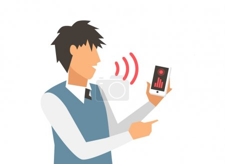Smart computer voice control