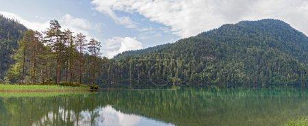 Hintersteiner See, region Wilder Kaiser, Tirol, austria