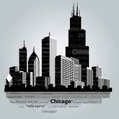 Chicago city.