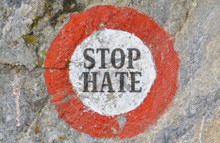 arrêter la haine