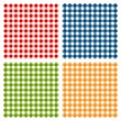 Checkered tablecloth seamless pattern...