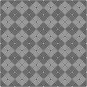 Square tiles seamless pattern