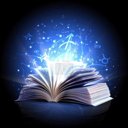 Photo pour Astrology concept - image libre de droit