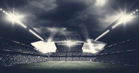 Football stadium concept