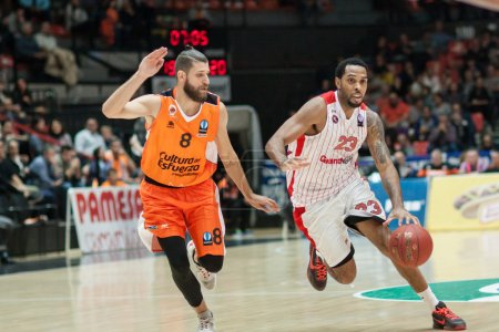 Valencia Basket Club vs Sluc Nancy
