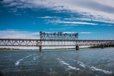 Krukov railway bridge