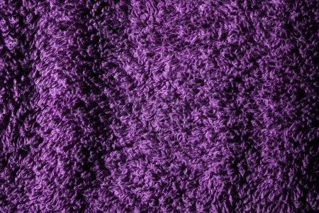 Purple macro carpet background