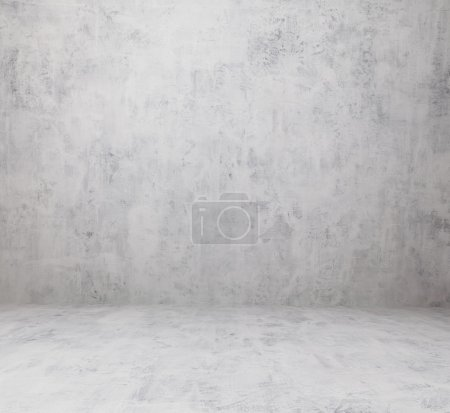 Photo for Concrete wall texture lit up - Royalty Free Image