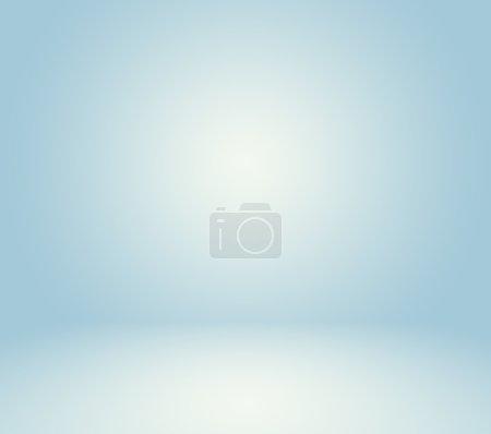 Foto de Fondo abstracto azul con lugar para el texto - Imagen libre de derechos