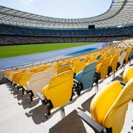 Photo for Olympic Stadium in Kiev - Royalty Free Image