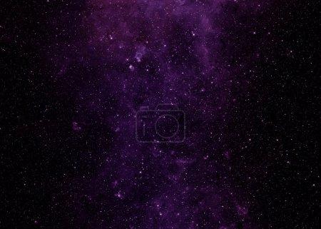Photo pour Image d'étoiles et une planète de la galaxie. certains éléments de cette image fournie par la nasa - image libre de droit