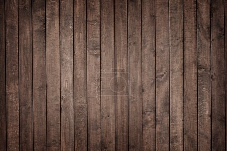 Photo for Grunge wood panels background for your design - Royalty Free Image