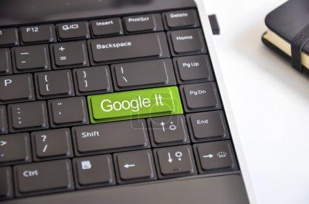 Google it button on keyboard