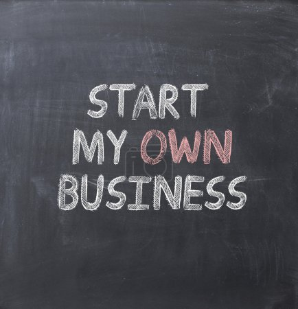 Start my own business
