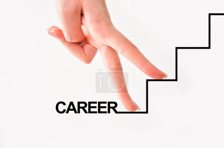 Climbing career path