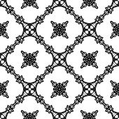 Floral lace pattern background/ vector illustration