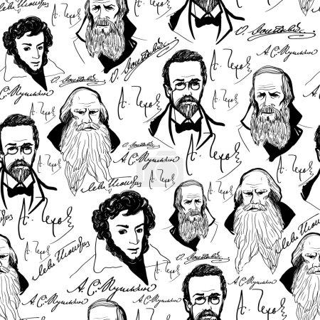 literature authors pattern