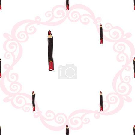 graphic glossy and shine lip pencils