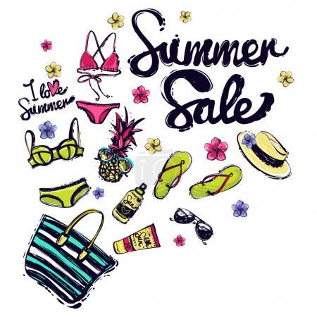 summer sale set