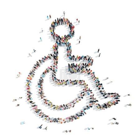 People  shape  disability medicine