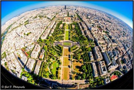 City of Paris, France