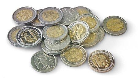 Five Rand Coins