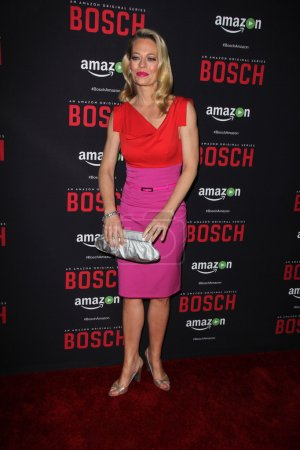 Jeri Ryan at the Bosch