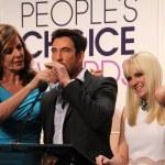 LOS ANGELES - NOV 4: Allison Janney, Anna Faris, D...