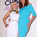 LOS ANGELES - NOV 4: Allison Janney, Anna Faris at...