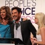 LOS ANGELES - NOV 4: Allison Janney, Dylan McDermo...