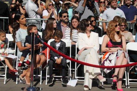 LOS ANGELES - NOV 17:  Camila Alves McConaughey, M...