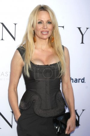 """Photo for LOS ANGELES - JUN 24: Pamela Anderson at the """"Unity"""" Documentary World Premeire, Director's Guild of America, Los Angeles, CA 06-24-15 - Royalty Free Image"""