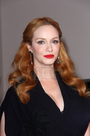 Christina Hendricks - actress