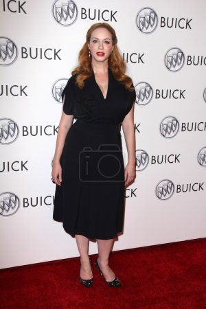 Christina Hendricks actress